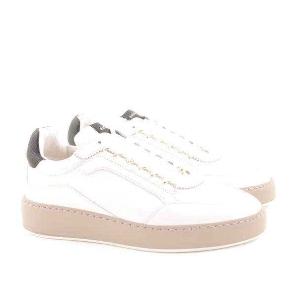Jiro Jade White Leather N58
