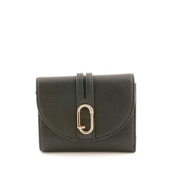 Trifold Wallet Black