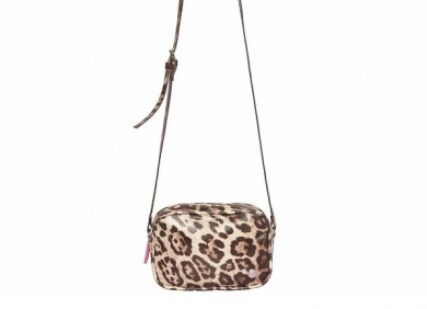 Cross Body Mini Bag Luipaard