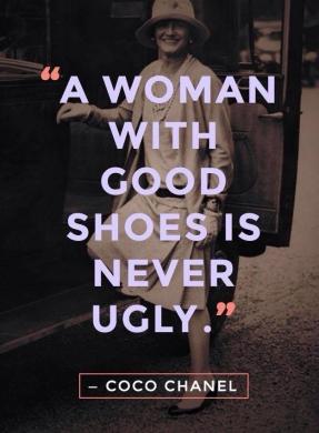 - Coco Chanel -