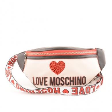 Moschino Rosso Black