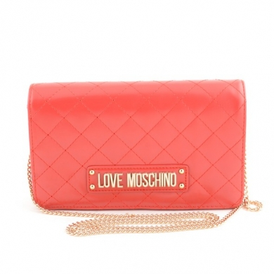 Quilted Nappa Pu Rosso