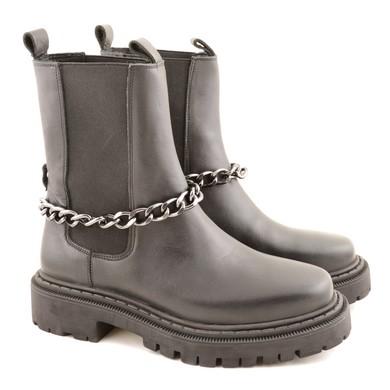 DEA-2157 Black Leather A22