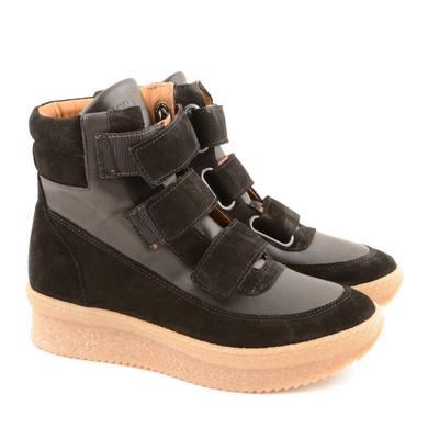 12751 Pelo Basket Negro A233