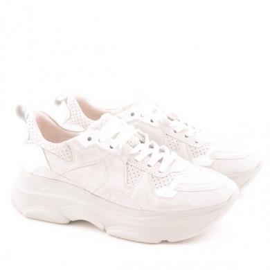Suéde Komb Sneaker Grey A102