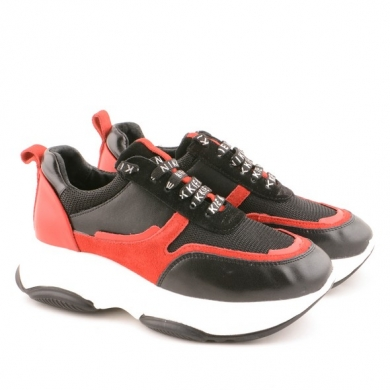 N9-089 Black Racing Red S28
