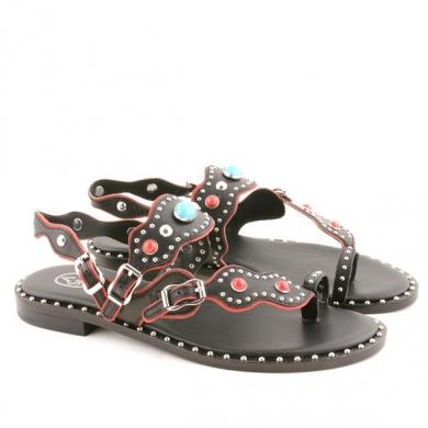 Sandal Black Q5