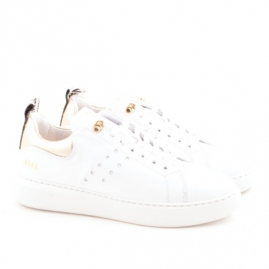 Rox Calf White Leather N106