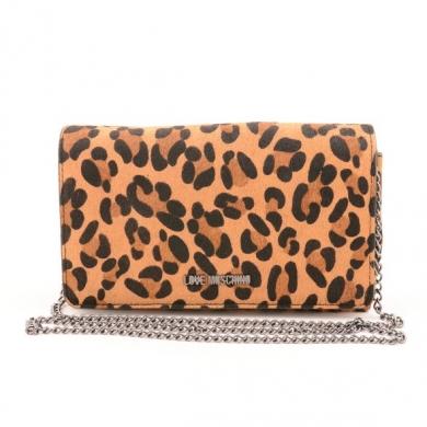 Borsa Cavallino Leopardo
