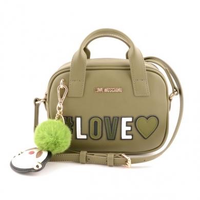 Borsa Love Verde