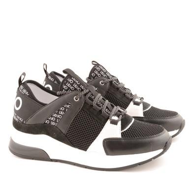 Karlie Sneaker Black D70