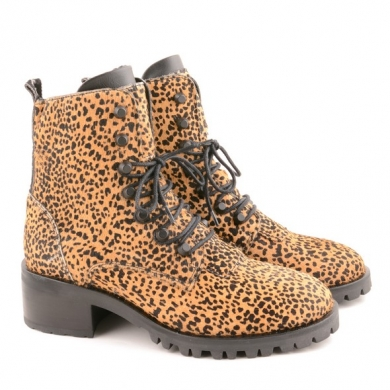 Djuna Cone Leopard Pony N112