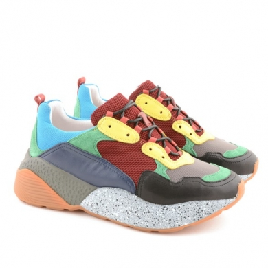 Multicolor Zelma Sneaker