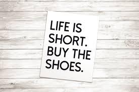 BLOG: Schoenen, schoenen en nog meer schoenen..